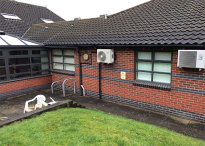 Alterations and Extensions to Heath Lane Surgery
